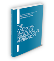 American review of international arbitration aria volume 29 4 american review of international arbitration aria 1 year4 issues print subscription fandeluxe Images
