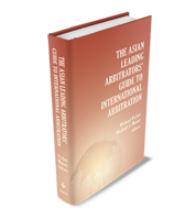 Asian leading arbitrators guide to international arbitration fandeluxe Images