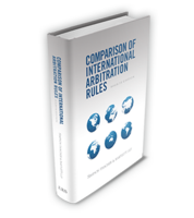 Comparison of international arbitration rules fourth edition fandeluxe Images